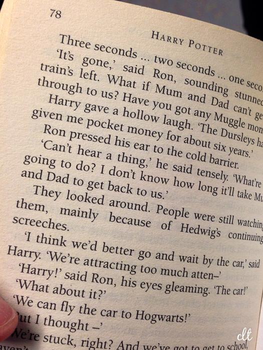 12von12 - wieder im Harry Potter Fieber