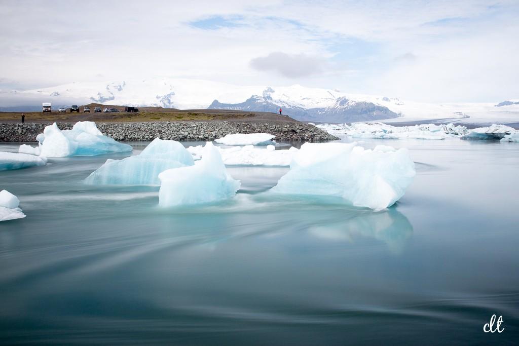 Jökulsárlón - der größte Gletschersee Islands