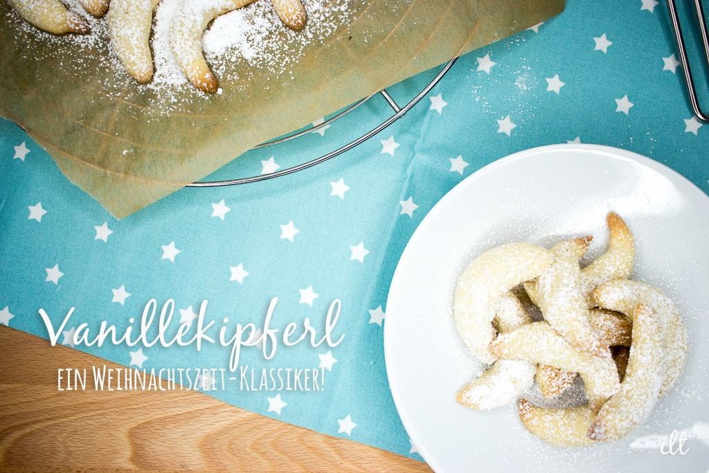 Vanillekipferl - Weihnachtszeit-Klassiker