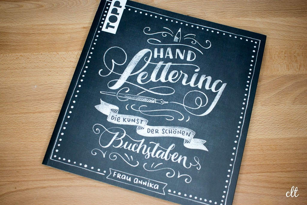 29 to 30 - ein Buch voller Hand Lettering Projekte