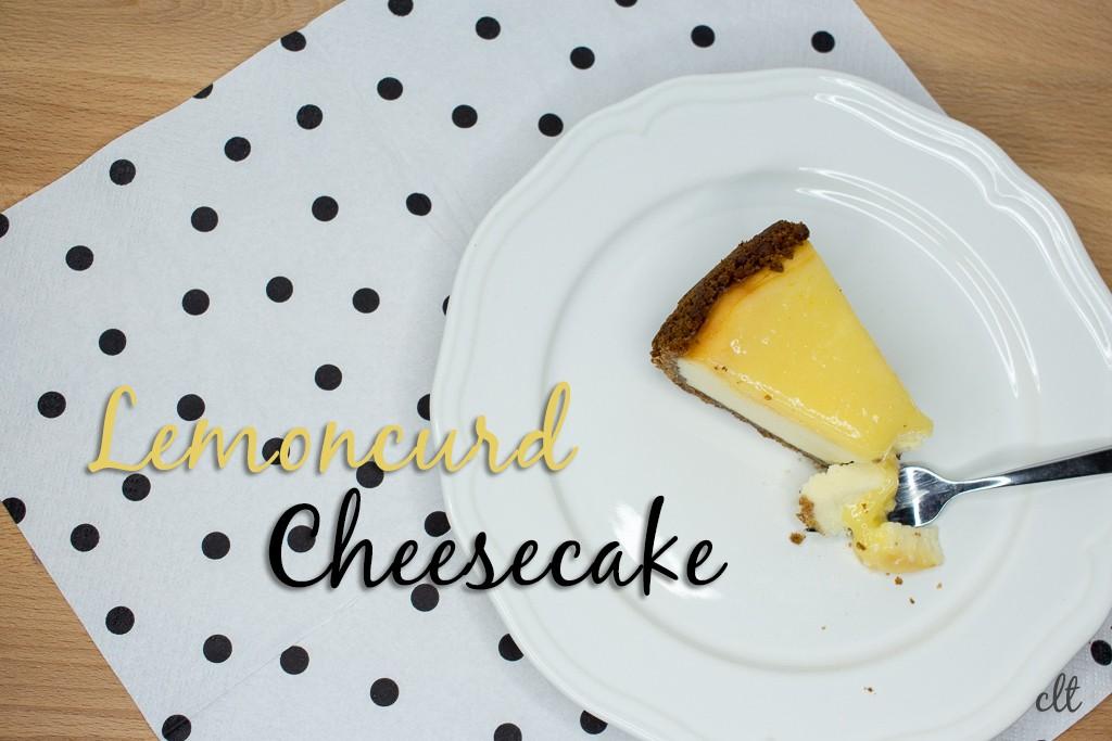 Lemoncurd Cheesecake