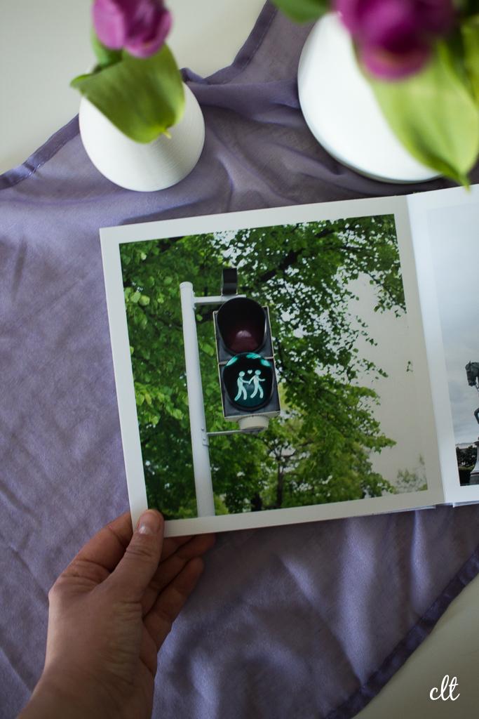 Mein Fotobuch für Wien - Saal Digital im Test {Werbung}