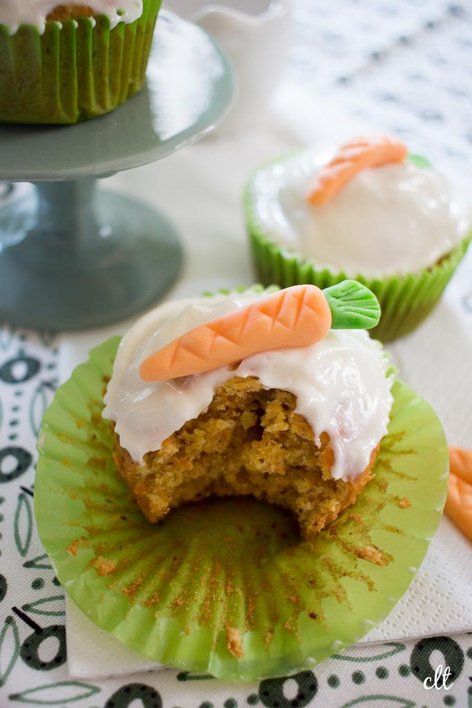 Saftige Rübli-Muffins